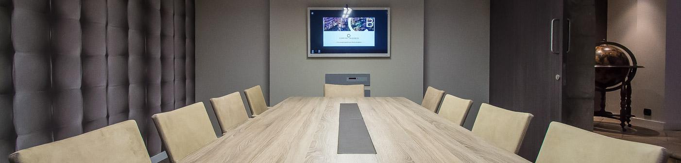, Alquiler salas de reunión